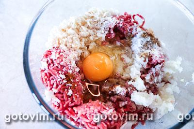 Фотографии рецепта Фрикадельки по-мароккански в тажине, Шаг 02