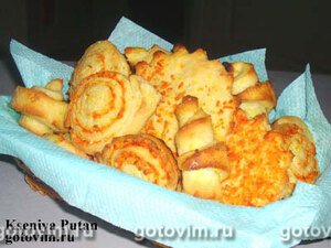 Постное печенье «Фрося»