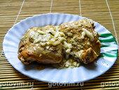 Гедлибже (курица по-кабардински)