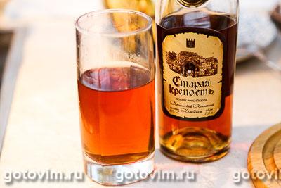 Глинтвейн из красного вина с коньяком, Шаг 05