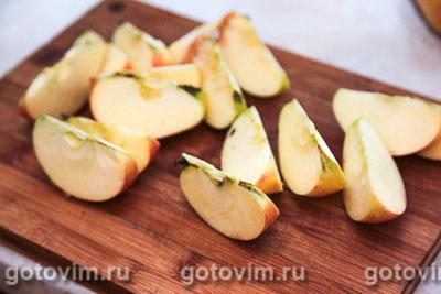 Глинтвейн с яблоками и апельсинами, Шаг 02
