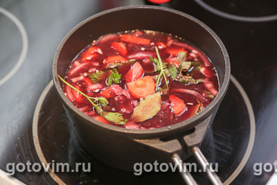 Говядин по бургундски рецепт 194