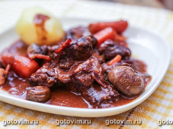 рецепты с говядины с фото