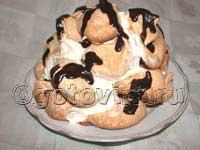 Торт «Графские Развалины» кофейный. Фотография рецепта