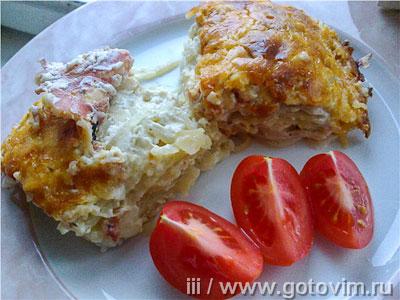 Картофель-гратен