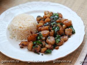 Гребешки по-венециански, пошаговый рецепт с фото