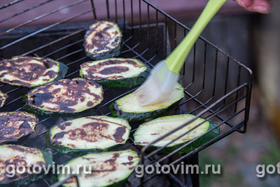 овощи на решетке в духовке 1000 меню