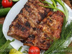 Фунчоза со свининой «Красный дракон» – кулинарный рецепт