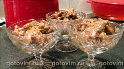 ореховая халва рецепт