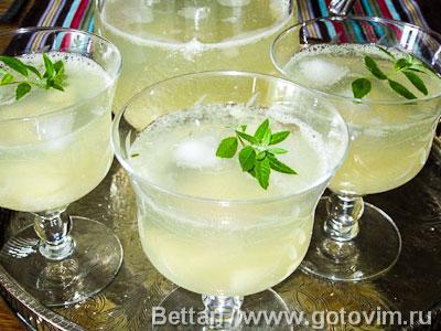 Грушево-лимонный