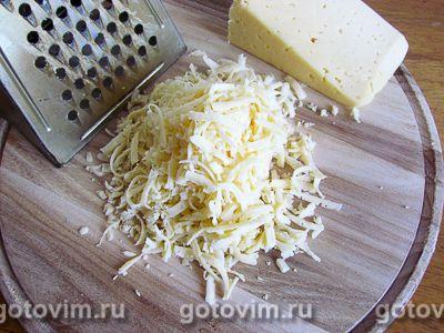 Хачапури с творогом и сыром на сковороде, Шаг 01