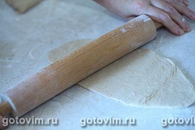 Хлеб «Римская чириола» (La Ciriola romana), Шаг 02