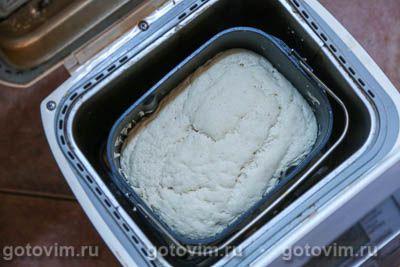 Картофельный хлеб в хлебопечке, Шаг 07