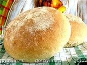 Хлеб на манной крупе (колобок)