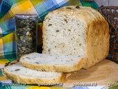 Хлеб с тыквенными семечками (рецепт для хлебопечки)