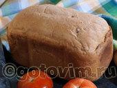 Хлеб с вялеными помидорами