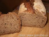 Закваска на хмелю для ржаного хлеба