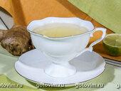 Имбирный чай (адрак чай)
