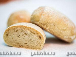 Итальянские лепешки для бутербродов (панини)