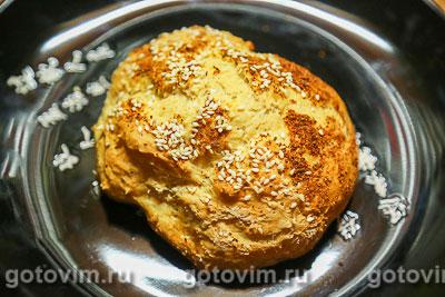 Фотография рецепта Булочки с паприкой