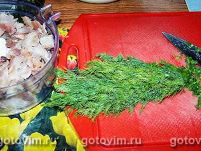 Фотографии рецепта Картофельно-рыбные котлеты, Шаг 03