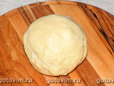 Картофельный перевёрнутый пирог, Шаг 02
