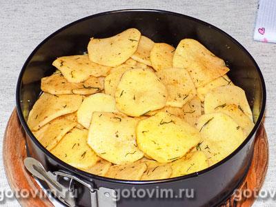 Картофельный перевёрнутый пирог, Шаг 05
