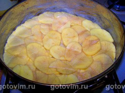 рецепты картофельного пирога в мультиварке