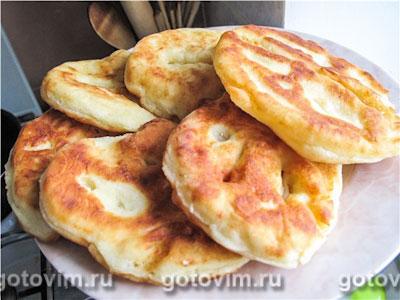 рецепт картофельные оладьи фото