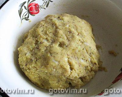 Картофельно-рыбные биточки, Шаг 05
