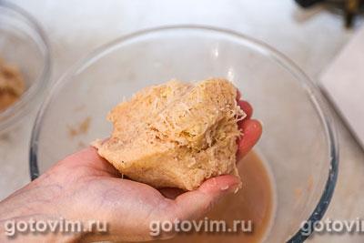 Картофельные вафли с сыром, Шаг 02