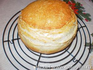 Картофельная закваска для хлеба