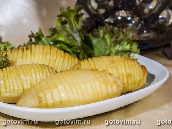 рецепты печеной картошки с начинкой в духовке