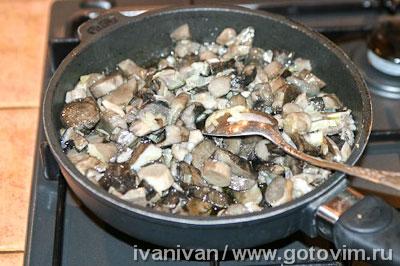 Картошка с грибами, Шаг 03