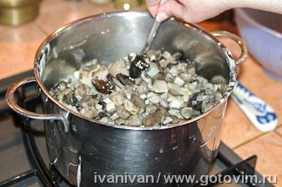 Картошка с грибами, Шаг 04