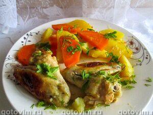 Крылышки по-канадски – кулинарный рецепт