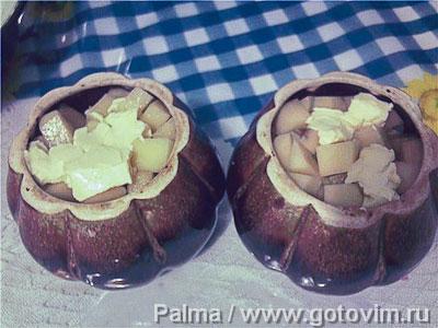 Мясо с картофелем (в горшочках), Шаг 05
