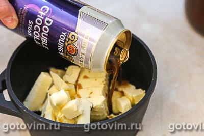 Шоколадный кекс на пиве , Шаг 01