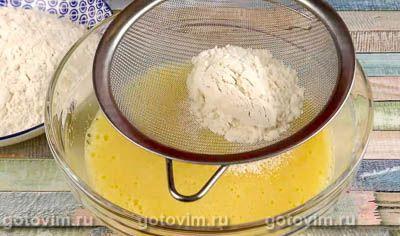 Выпрыгивающие кексы на пару