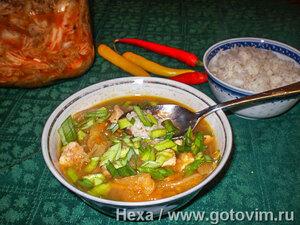 Кимчхи суп