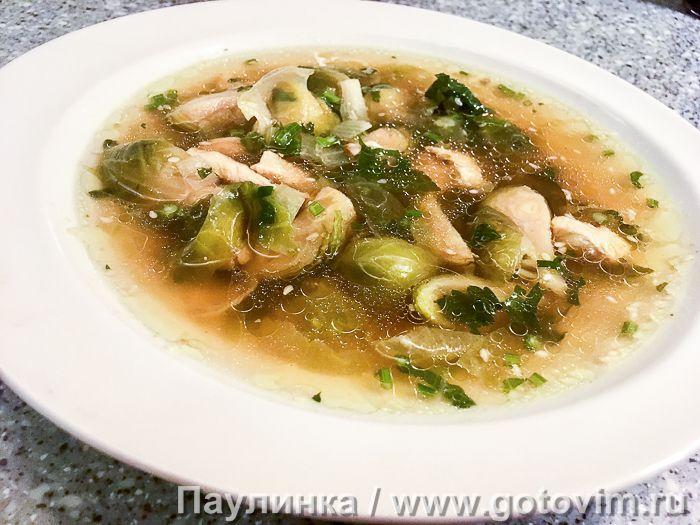 рецепт супов с добавлением капусты