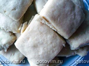 Кокосовое печенье на сметане