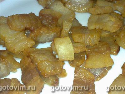 Колбаса картофельная «Винничанка», Шаг 03