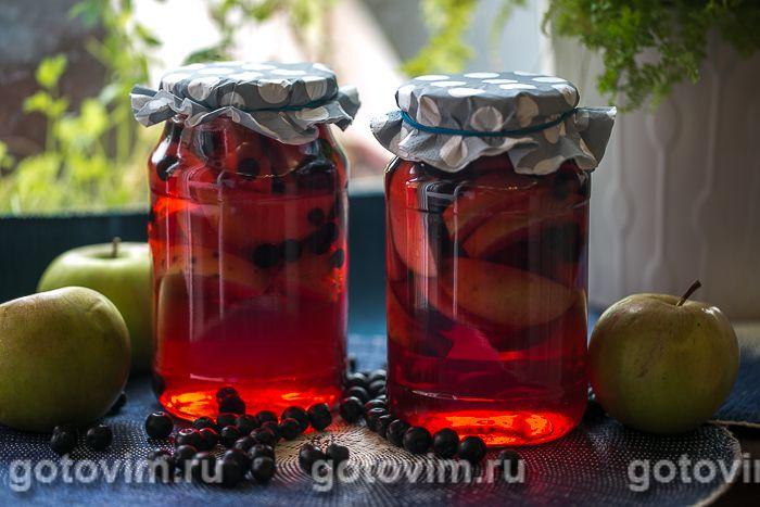 готовим из черноплодной рябины