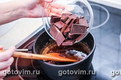 Шоколадно-ореховые конфеты с сухофруктами, Шаг 05