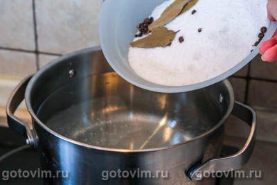 Копченый гусь в домашней коптильне, Шаг 02
