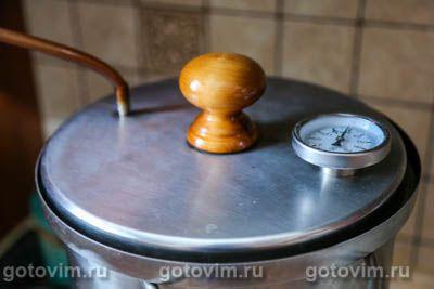 Копченый гусь в домашней коптильне, Шаг 07