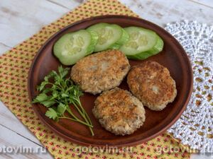 Рыбные колбаски – кулинарный рецепт