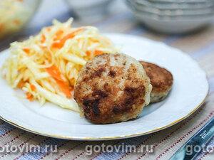 Котлеты Хасанпаша – кулинарный рецепт