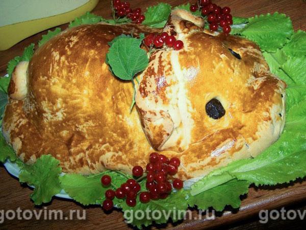 Кулебяка по-Чеховски